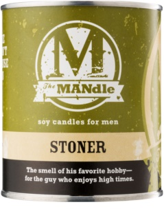 The MANdle Stoner vela perfumada  425 g