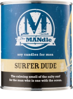 The MANdle Surfer Dude vela perfumado 425 g
