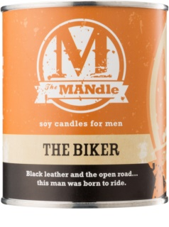 The MANdle The Biker lumânare parfumată  425 g