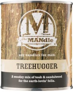 The MANdle Treehugger vela perfumada  425 g