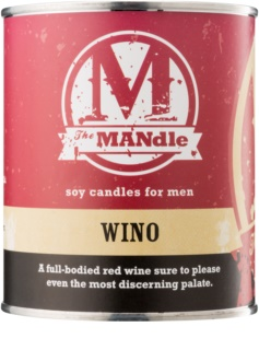 The MANdle Wino vela perfumada  425 g