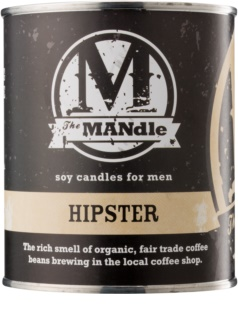 The MANdle Hipster vela perfumada  425 g