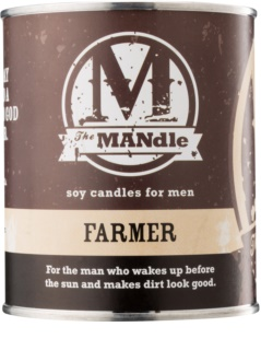 The MANdle Farmer lumânare parfumată  425 g