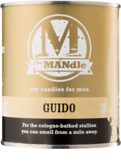 The MANdle Guido vela perfumada  425 g