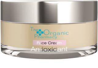 The Organic Pharmacy Anti-Ageing антиоксидантен крем за лице