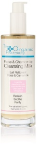 The Organic Pharmacy Skin Cleansing Milk For Sensitive Skin