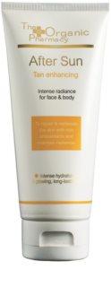 The Organic Pharmacy Sun krém po opalování na tělo a obličej