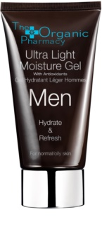 The Organic Pharmacy Men Light Hydrating Gel Cream For Normal To Oily Skin