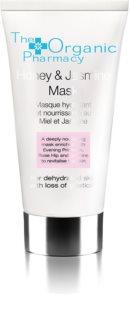The Organic Pharmacy Skin máscara facial com jasmim e mel para pele seca