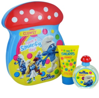 The Smurfs Clumsy coffret I.