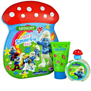 The Smurfs Grouchy poklon set I.