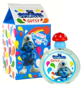 The Smurfs Gutsy eau de toilette para niños 50 ml