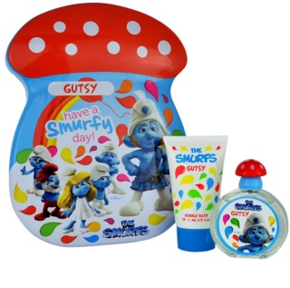 The Smurfs Gutsy σετ δώρου I.