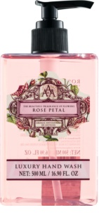 The Somerset Toiletry Co. Rose Petal рідке мило для рук з ароматом троянди