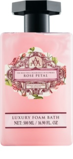 The Somerset Toiletry Co. Rose Petal piana do kąpieli z różanym aromatem