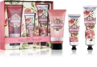 The Somerset Toiletry Co. Rose Petal set cosmetice I.