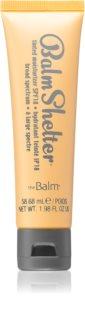 theBalm BalmShelter hidratáló krém tonizáló SPF 18