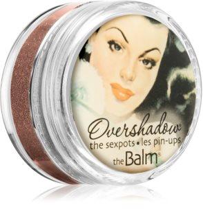 theBalm Overshadow мінеральні тіни для повік