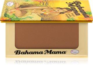 theBalm Bahama Mama μπρονζερ, σκιές και πούδρα περιγράμματος σε ενα