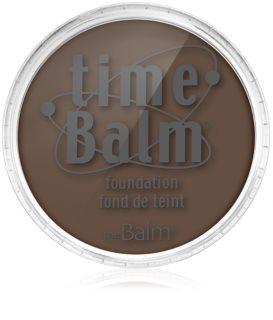 theBalm TimeBalm tekoči puder za srednje in izdatno prekrivanje