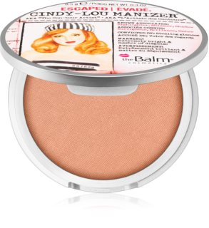 theBalm Cindy - Lou Manizer Highlighter, Shimmer And Shadows In One