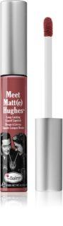 theBalm Meet Matt(e) Hughes
