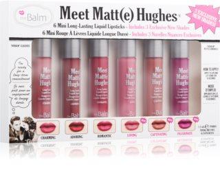 theBalm Meet Matt(e) Hughes Kosmetik-Set  III.