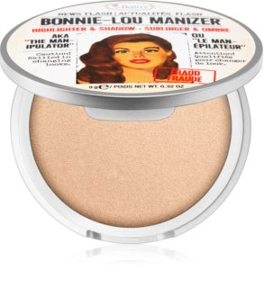 theBalm Bonnie - Lou Manizer highlighter i sjenilo u jednom