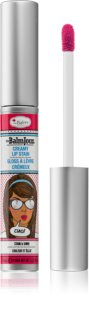 theBalm theBalmJour brillo para labios con alta pigmentación