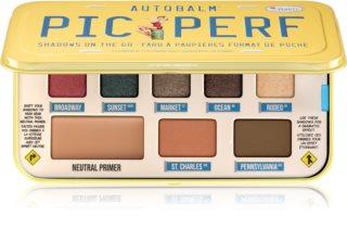 theBalm Autobalm Pic Perf szemhéjfesték paletta