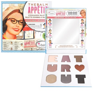 theBalm Appétit Eyeshadow Palette with Mirror