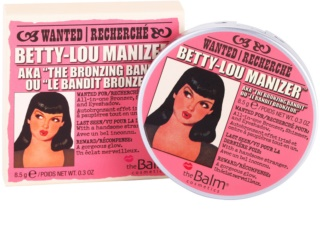 theBalm Betty - Lou Manizer бронзант и сенки в едно