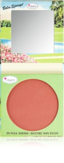 theBalm Balm Springs blush longue tenue