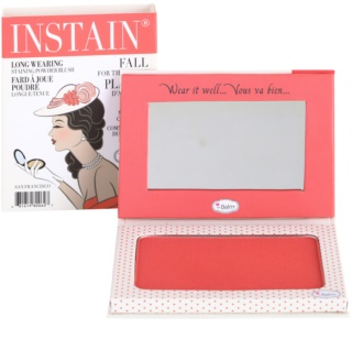 theBalm Instain Powder Blush For Long - Lasting Effect