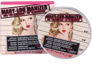 theBalm Mary - Lou Manizer Highlighter, Shimmer And Shadows In One
