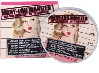 theBalm Mary - Lou Manizer хайлайтер-тіні для повік в одному
