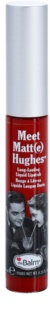 theBalm Meet Matt(e) Hughes dlouhotrvající tekutá rtěnka
