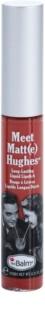 theBalm Meet Matt(e) Hughes дълготрайно течно червило