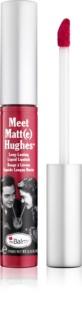 theBalm Meet Matt(e) Hughes dugotrajni tekući ruž za usne