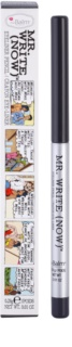 theBalm Mr. Write (Now) lápiz de ojos