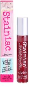 theBalm Stainiac rdečilo za ustnice in lice