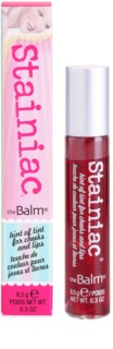 theBalm Stainiac Hint Of Tint For Cheeks And Lips