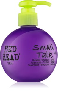 TIGI Bed Head Small Talk gel-crème pour donner du volume