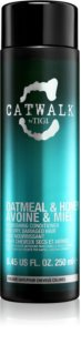 TIGI Catwalk Oatmeal & Honey acondicionador nutritivo para cabello seco y dañado
