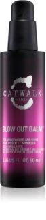 TIGI Catwalk Sleek Mystique baume lissant pour cheveux indisciplinés et frisottis