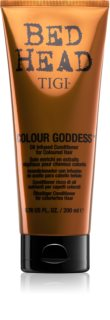 TIGI Bed Head Colour Goddess après-shampoing à l'huile pour cheveux colorés