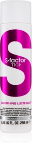 TIGI S-Factor Smoothing Lusterizer Balsam För ostyrigt och krulligt hår