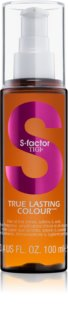 TIGI S-Factor True Lasting Colour trattamento all'olio per capelli tinti