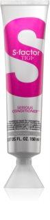 TIGI S-Factor Serious acondicionador renovador para cabello maltratado o dañado