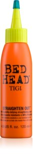 TIGI Bed Head Straighten Out crema para alisar el cabello